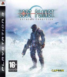 Copertina del gioco Lost Planet: Extreme Condition per PlayStation 3