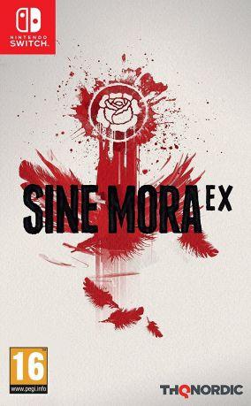 Copertina del gioco Sine Mora EX per Nintendo Switch