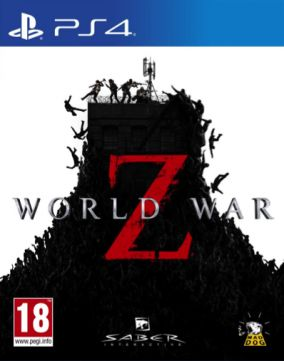 Copertina del gioco World War Z per PlayStation 4