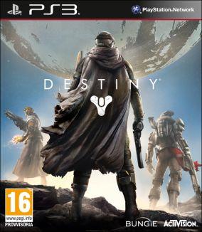 Copertina del gioco Destiny per PlayStation 3