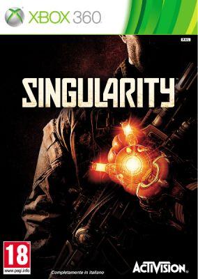 Immagine della copertina del gioco Singularity per Xbox 360