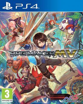 Immagine della copertina del gioco RPG Maker MV per PlayStation 4