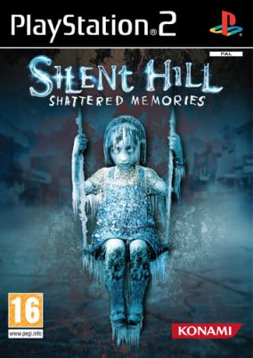 Copertina del gioco Silent Hill: Shattered Memories per PlayStation 2