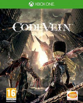 Immagine della copertina del gioco Code Vein per Xbox One