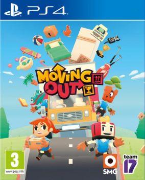 Copertina del gioco Moving Out per PlayStation 4