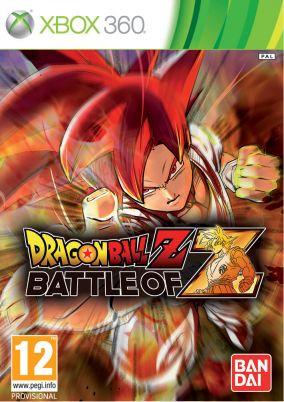 Copertina del gioco Dragon Ball Z: Battle of Z per Xbox 360