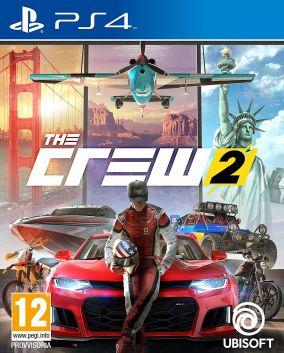 Immagine della copertina del gioco The Crew 2 per Playstation 4