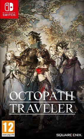 Immagine della copertina del gioco Project: Octopath Traveler per Nintendo Switch