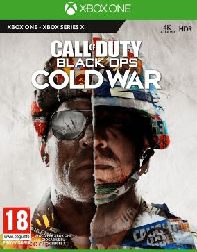 Copertina del gioco Call of Duty: Black Ops Cold War per Xbox One