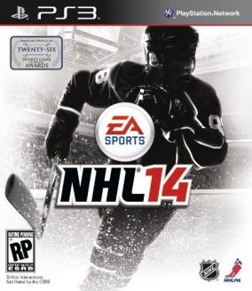 Copertina del gioco NHL 14 per PlayStation 3