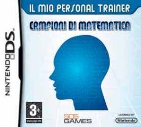 Immagine della copertina del gioco Il Mio Personal Trainer: Campioni di Matematica per Nintendo DS