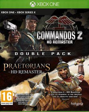 Copertina del gioco Commandos 2 & Praetorians: HD Remaster Double Pack per Xbox One