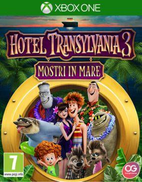 Copertina del gioco Hotel Transylvania 3: Mostri in mare per Xbox One