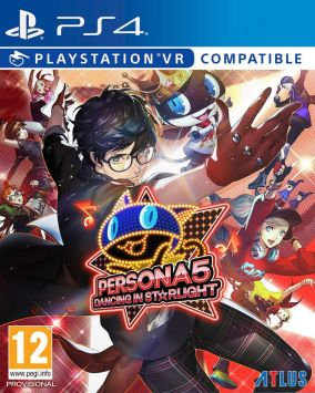 Immagine della copertina del gioco Persona 5: Dancing in Starlight per PlayStation 4