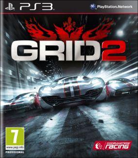 Immagine della copertina del gioco GRID 2 per Playstation 3