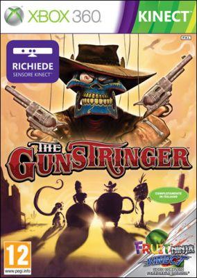 Copertina del gioco The Gunstringer per Xbox 360