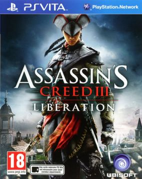 Copertina del gioco Assassin's Creed III: Liberation per PSVITA
