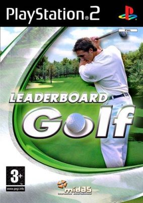 Copertina del gioco Leaderboard Golf per PlayStation 2