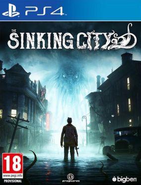 Immagine della copertina del gioco The Sinking City per PlayStation 4