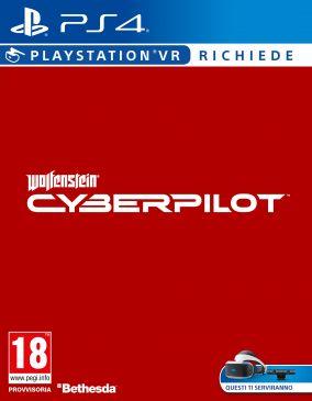 Immagine della copertina del gioco Wolfenstein: Cyberpilot per PlayStation 4