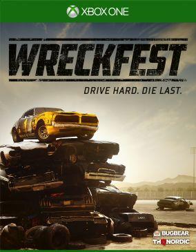 Copertina del gioco Wreckfest per Xbox One