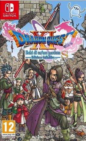Immagine della copertina del gioco Dragon Quest XI per Nintendo Switch