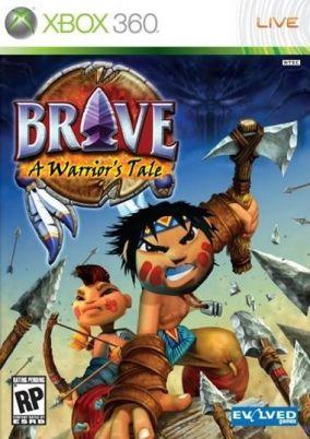 Copertina del gioco Brave: A Warrior's Tale per Xbox 360