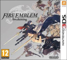 Immagine della copertina del gioco Fire Emblem: Awakening per Nintendo 3DS