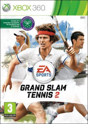 Copertina del gioco Grand Slam Tennis 2 per Xbox 360