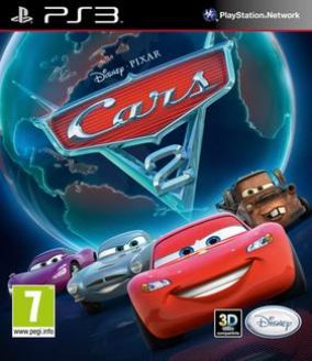 Copertina del gioco Cars 2 per PlayStation 3