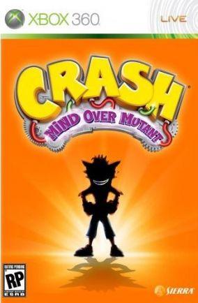 Copertina del gioco Crash Bandicoot: Il Dominio sui Mutanti per Xbox 360