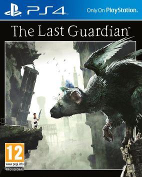Immagine della copertina del gioco The Last Guardian per Playstation 4