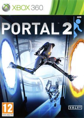 Copertina del gioco Portal 2 per Xbox 360