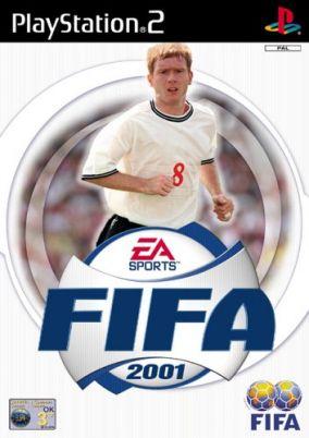 Copertina del gioco Fifa 2001 per PlayStation 2