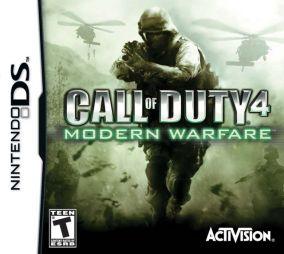 Immagine della copertina del gioco Call of Duty 4 - Modern Warfare per Nintendo DS