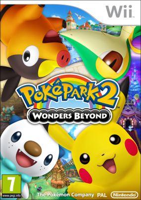 Immagine della copertina del gioco PokePark 2: il Mondo dei Desideri per Nintendo Wii