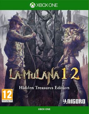Copertina del gioco La-Mulana 1 & 2: Hidden Treasures Edition per Xbox One