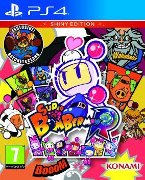Immagine della copertina del gioco Super Bomberman R per PlayStation 4