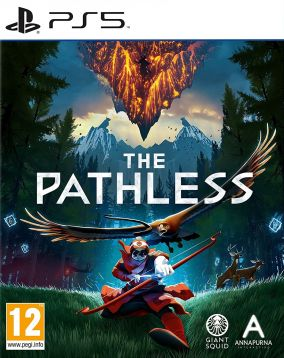 Copertina del gioco The Pathless per PlayStation 5