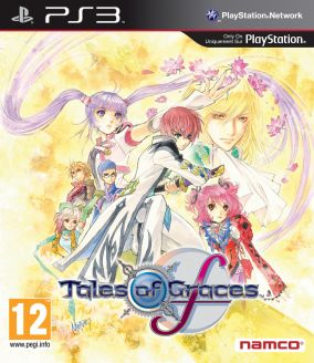 Copertina del gioco Tales of Graces f per PlayStation 3