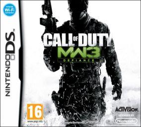 Immagine della copertina del gioco Call of Duty: Modern Warfare 3 per Nintendo DS