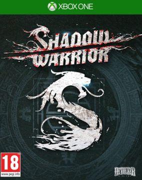 Immagine della copertina del gioco Shadow Warrior per Xbox One