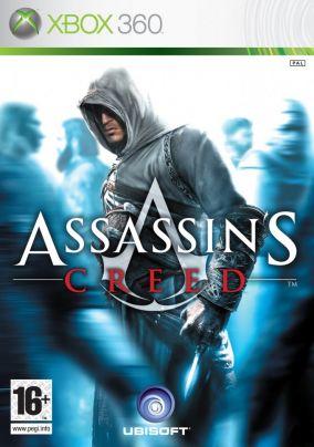 Immagine della copertina del gioco Assassin's Creed per Xbox 360