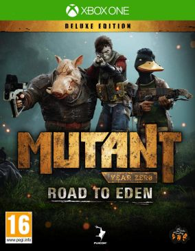 Copertina del gioco Mutant Year Zero: Road to Eden per Xbox One