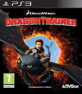 Copertina del gioco Dragon Trainer per PlayStation 3