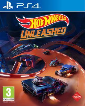 Copertina del gioco Hot Wheels Unleashed per PlayStation 4