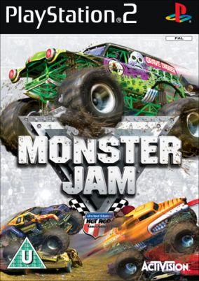 Immagine della copertina del gioco Monster Jam per PlayStation 2