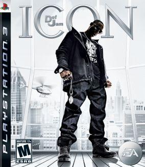 Copertina del gioco Def Jam Icon per PlayStation 3