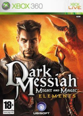 Immagine della copertina del gioco Dark Messiah of Might and Magic: Elements per Xbox 360
