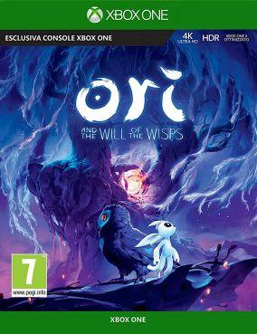 Immagine della copertina del gioco Ori and the Will of the Wisp per Xbox One